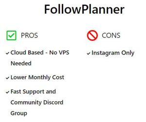 Follow Planner Pros And Cons